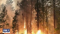 President Biden meets with governors on Canadian wildfires