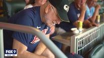 Vietnam veteran gets VIP treatment at Minnesota Twins game