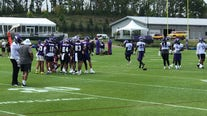 Football is back: Vikings open training camp with fans at TCO Performance Center