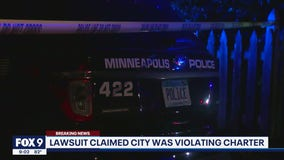 Judge orders city of Minneapolis to hire more police officers