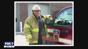 Retired district chief soaks in Bloomington's annual Firemen's Softball Tournament from sidelines