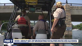 Minnesota DNR reminds boaters to stay sober on Fourth of July weekend