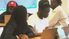 Minneapolis school program helps Black students who've fallen behind during pandemic