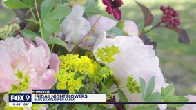 Behind the scenes at a Minnesota Flower Farm