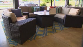 Patio furniture in high demand, low supply as summer heats up