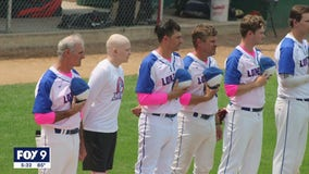 Loretto Larks dedicate game to player battling cancer