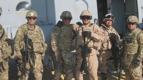 Minnesota National Guard marks 25th year of partnership with Armed Force of Croatia