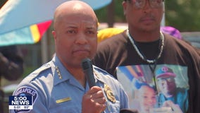 Families call for justice in shootings of children in Minneapolis