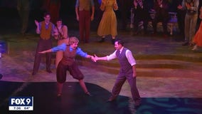 Intermission is over! Reopening The Music Man at Chanhassen Dinner Theatres