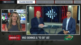Enough Said: What's next for Twins?, Wild makes moves, Olympics preview