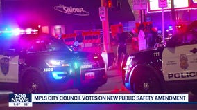 Minneapolis City Council committee moves forward with amendment to replace police department