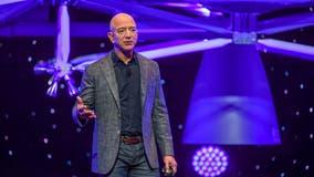Blue Origin reveals Jeff Bezos flight details