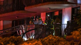 Shouts for help heard moments after condo collapse, while others barely escaped