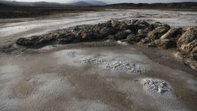 Death Valley temperature hit 130 degrees, close to world record
