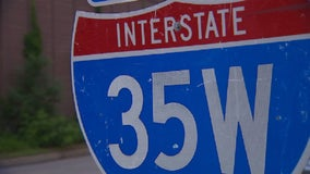 Overnight closures along I-35W in Minneapolis this week