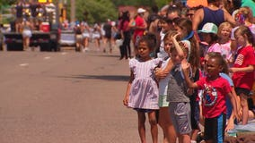 By land and lake, Minnesotans celebrate 4th of July with parades