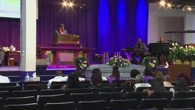 Leneal Frazier's memorial service held Monday