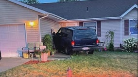Man intentionally drove SUV into Cold Spring home, police say