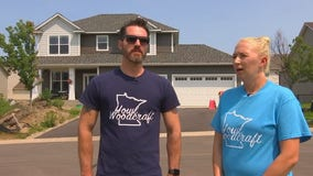 Family marks anniversary of devastating house fire by giving back