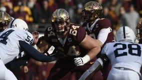 Gophers' Conner Olson named to Outland Trophy Watch List