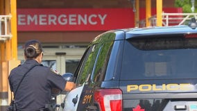 Woman shot in vehicle near St. John's Hospital in Maplewood