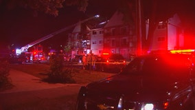 Apartment fire in Minneapolis displaces more than 40 residents
