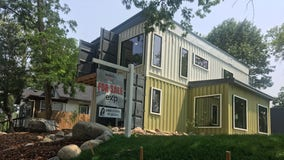 Minneapolis house made from shipping containers now on the market
