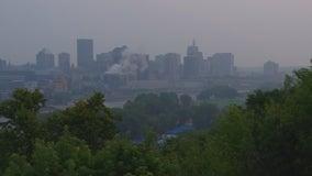 Poor air quality changes weekend plans across metro