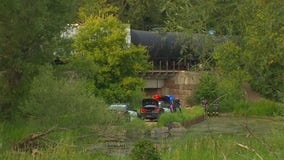 Man fatally struck by train while walking bike in Minnetonka
