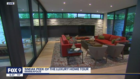 Home design inspiration on the Luxury Home Tour