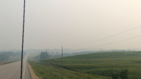 Thick smoke returns to Minnesota at least through Friday