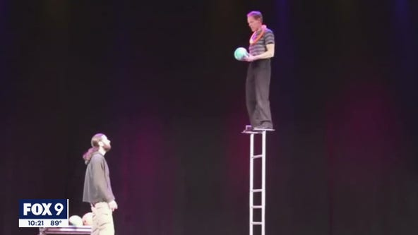 Minnesota Renaissance Festival juggler gets outpouring of support after scary fall