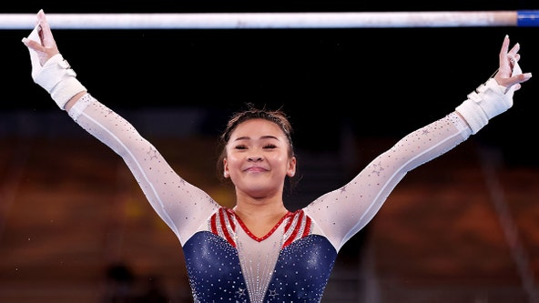St. Paul gymnast Suni Lee wins all-around gold at Tokyo Olympics