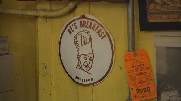 Al's Breakfast in Dinkytown reopens dine-in services for vaccinated customers
