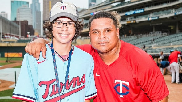 Twins meet with family of baseball coach killed in Hwy 169 shooting