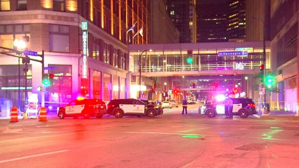 Police investigate fatal shooting in downtown Minneapolis