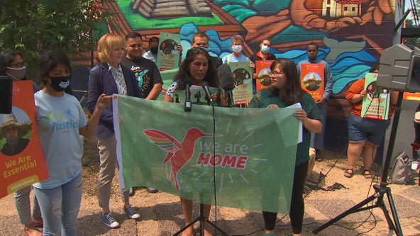Sen. Smith pushes bill to help pandemic frontline workers get citizenship