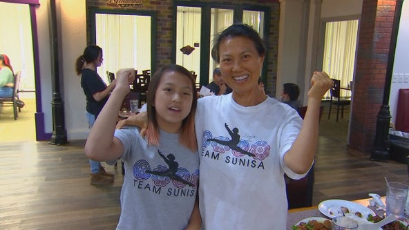 Suni Lee's gold medal win is an inspiration for the Hmong community