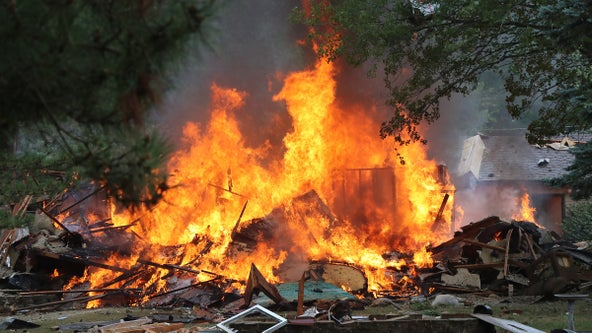 Home explosion in Princeton, Minn. leaves 1 man dead, 2 injured