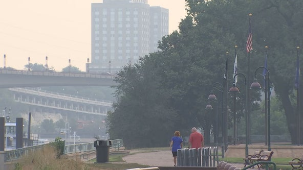 Face masks can help protect you from smoky air in Minnesota