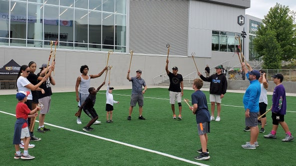 Traditional lacrosse highlighted as pro lacrosse hits Minnesota
