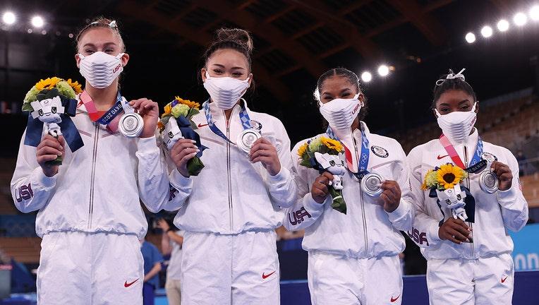womens gymnastics team final