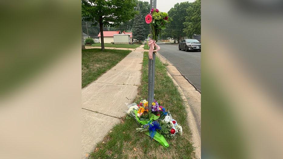 America Thayer memorial