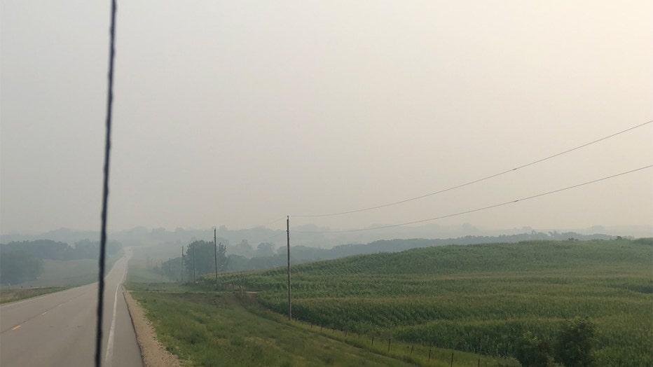 Barb Schwarz Glenwood Canada smoke 1