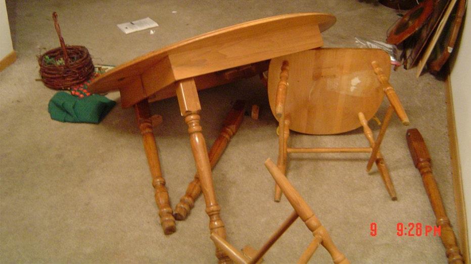 Eagan PD broken table 2