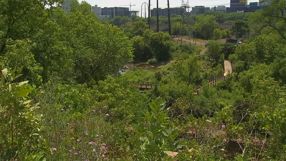 Human remains found in Minneapolis river