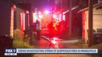 Minneapolis Firefighters respond to 6 fires in 24 hours