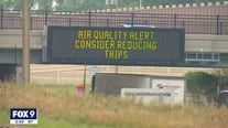 Minnesotans feeling the effect of poor air quality
