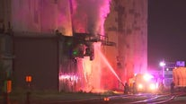 Crews respond to several fires in Minneapolis overnight