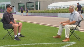 Fox 9 Sports Now: Jim Rich goes 1-on-1 with Vikings coach Mike Zimmer